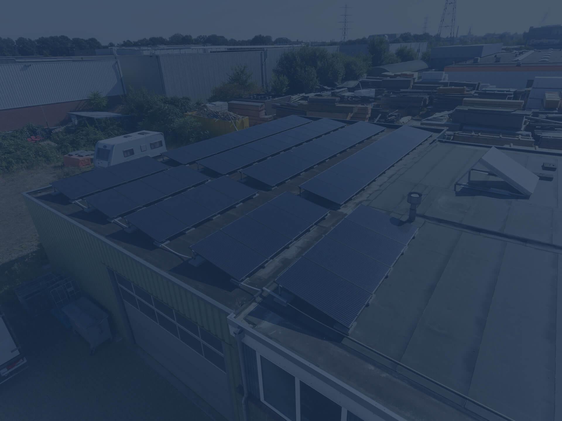zonnepanelen dak