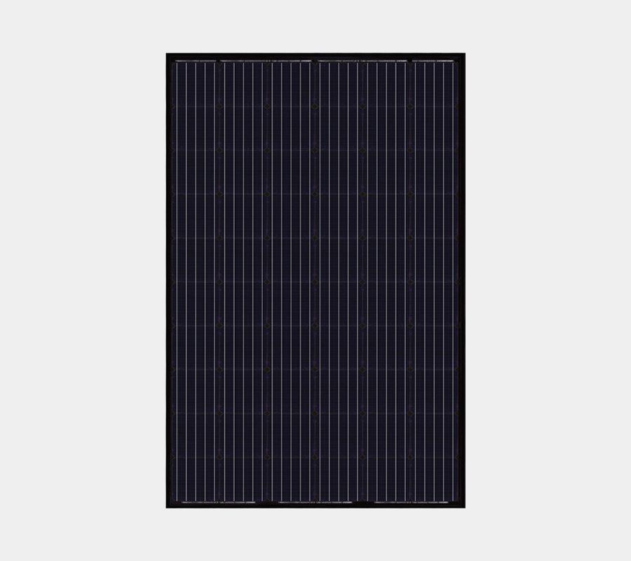 Canadian Solar ALL BLACK CS6K zonnepaneel