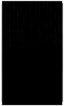 URE 300Wp Ultra Black