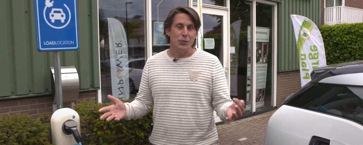 Lodewijk Hoekstra bij Evo energie Doetinchem