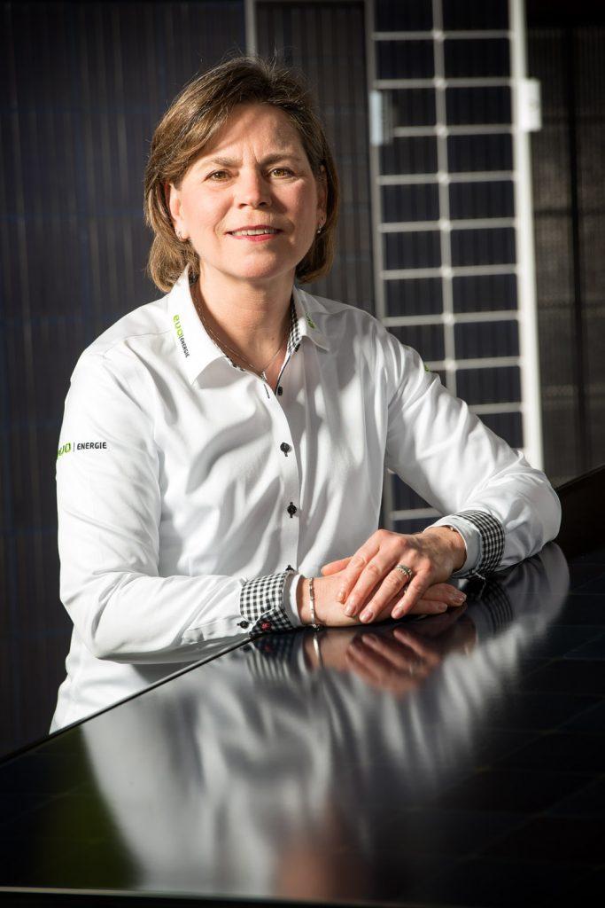 Team Evo Energie - Jolanda Jacobs