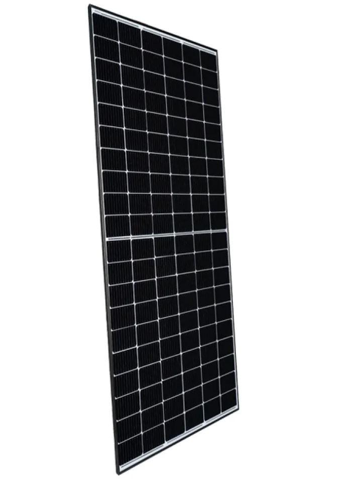 Suntech Mono Halfcut 120 cell Black Frame